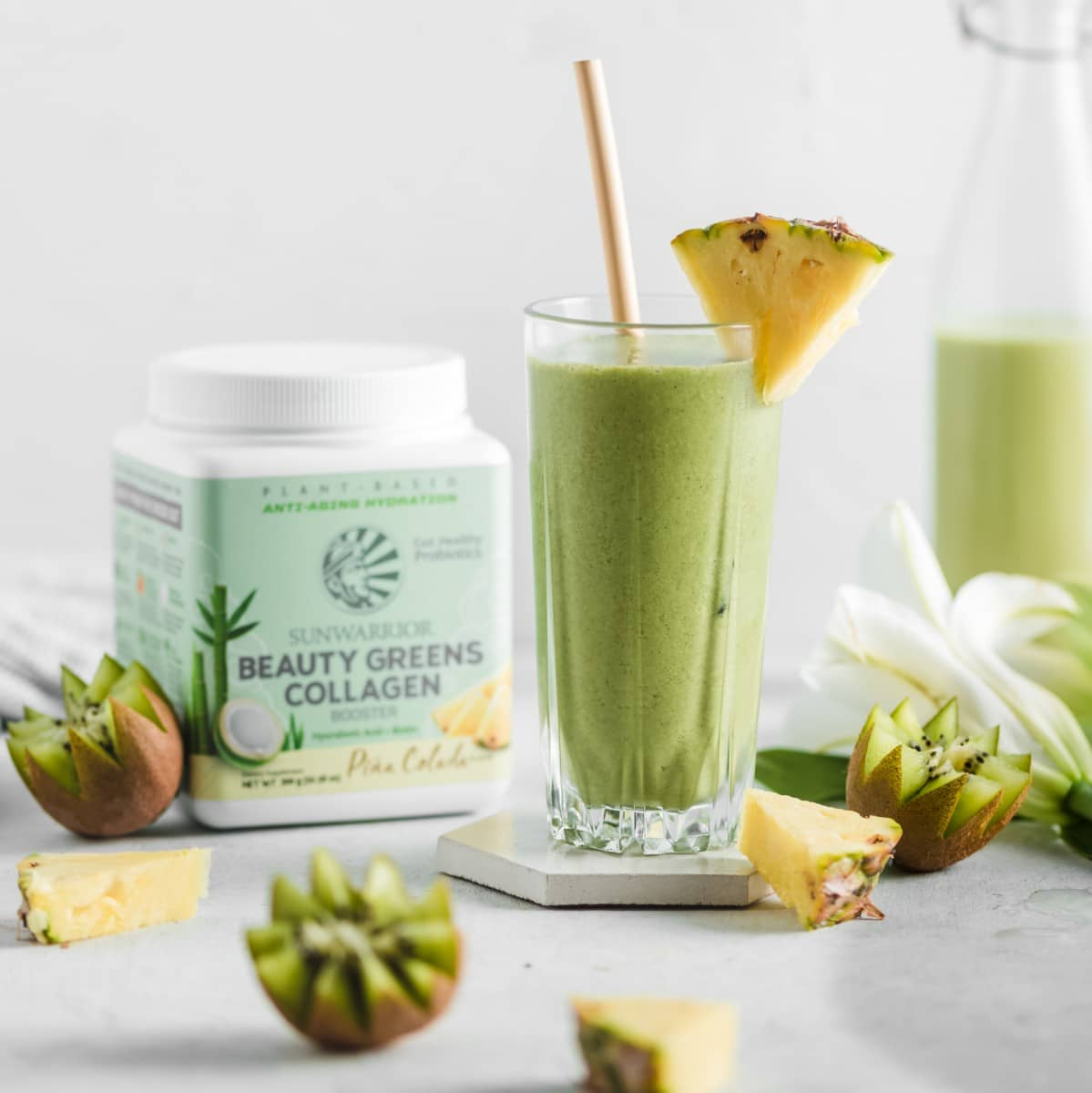 BEAUTY GREENS SMOOTHIE